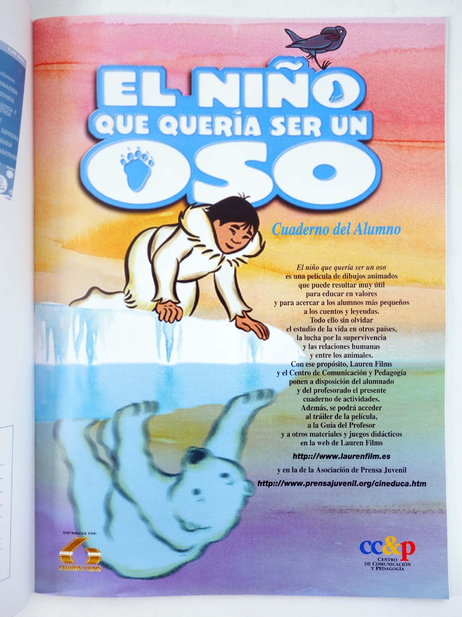 REVISTA MAKING OF, CUADERNOS DE CINE Y EDUCACIÓN 28. Especial Cine Formativo