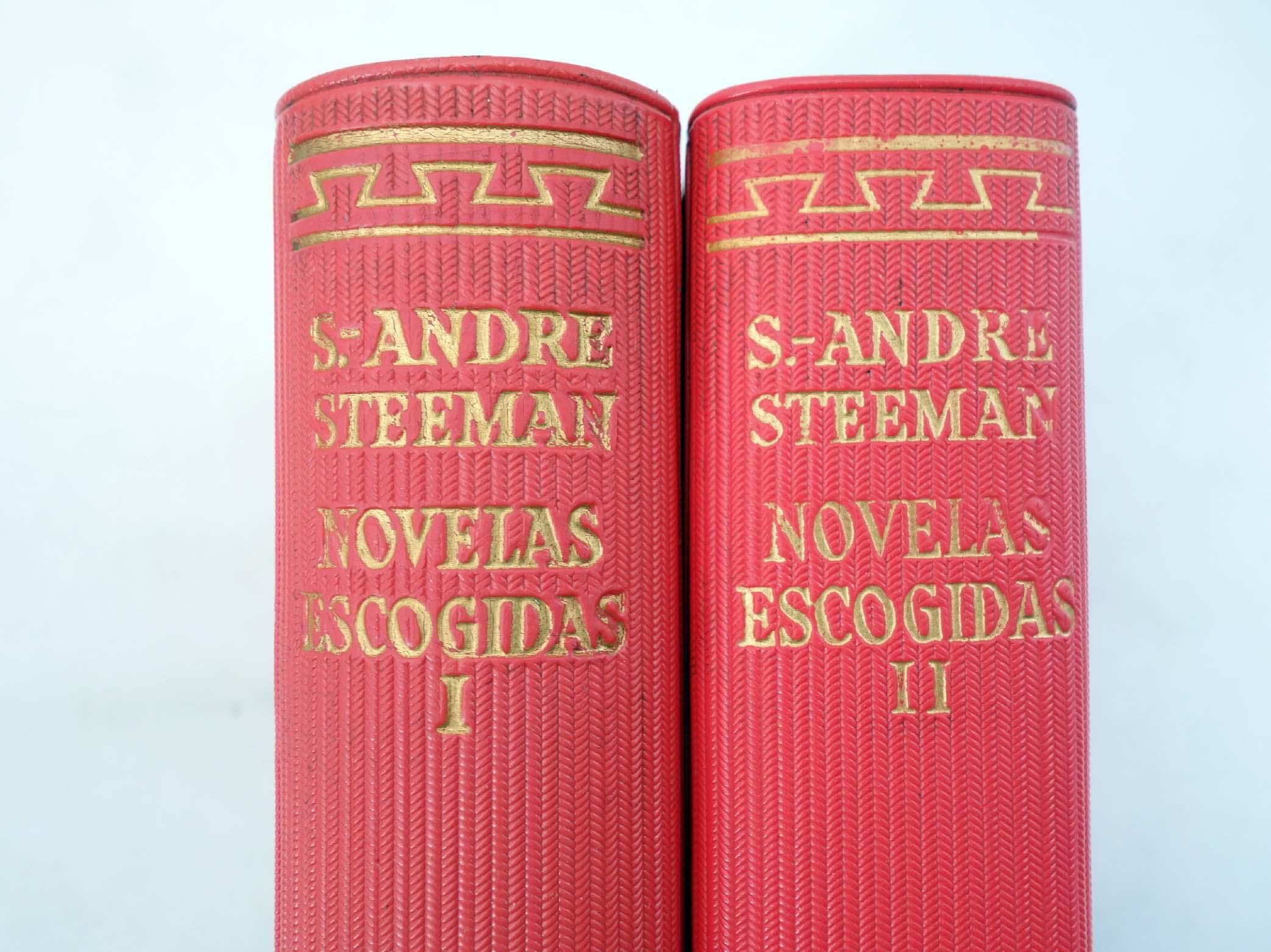STANISLAS-ANDRE STEEMAN. NOVELAS ESCOGIDAS I Y II